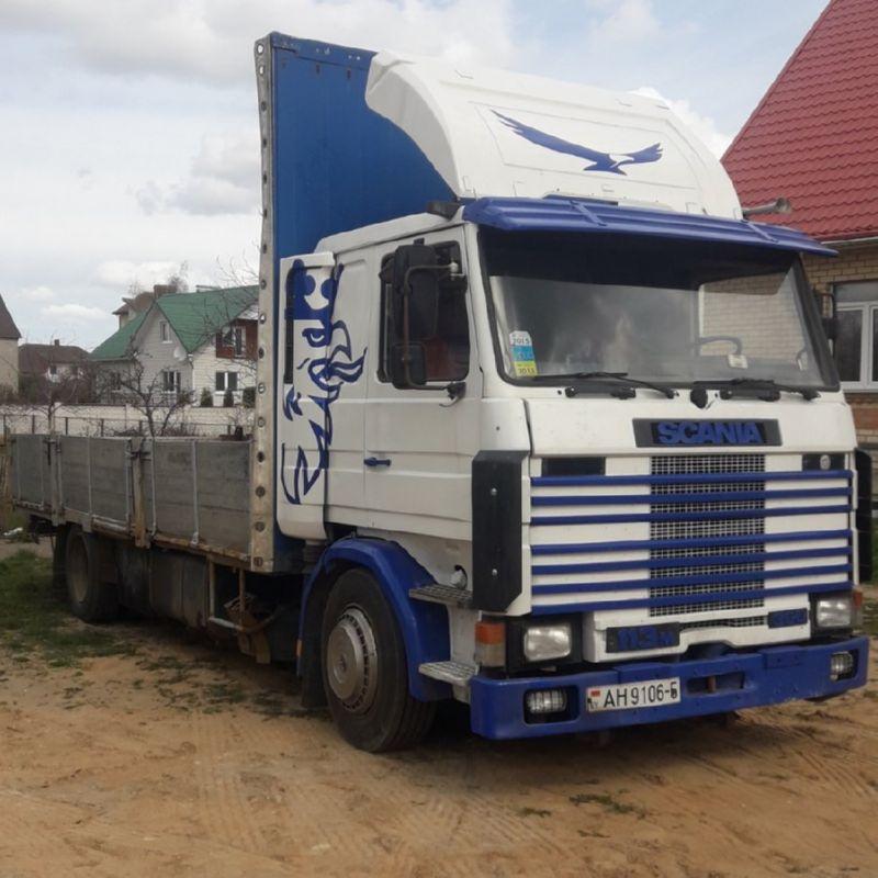 Аренда грузовика в Солигорске и Слуцке